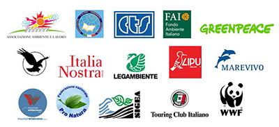 Logo agenda ambientalista